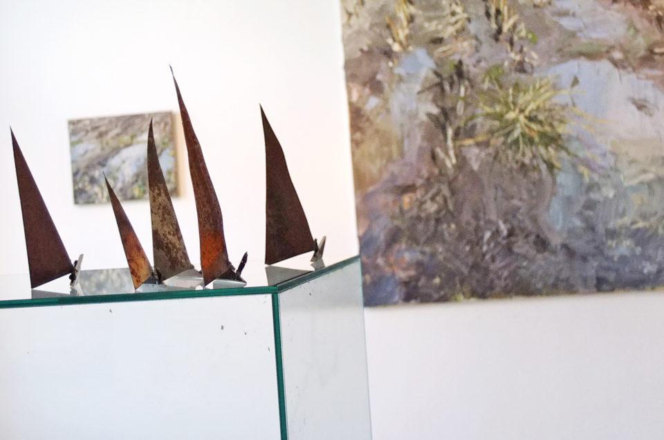 Boote und Pfützen