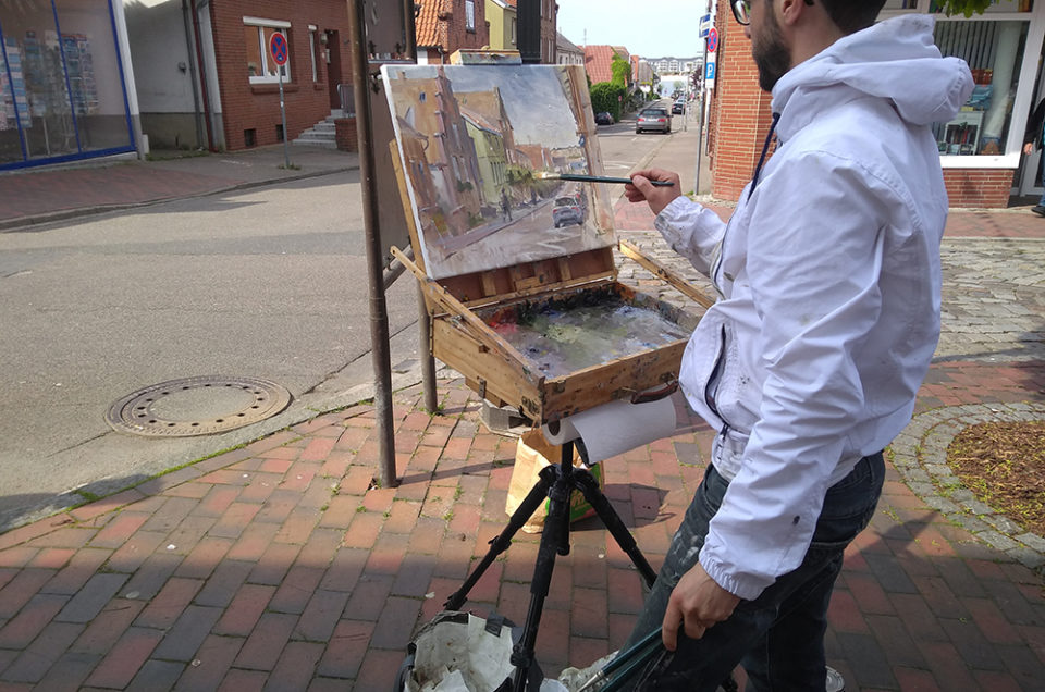 Mai 2019: Plein Air Symposium Ostholstein