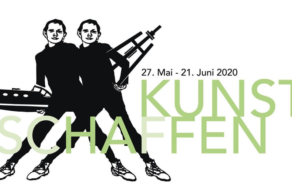 27. Mai bis 21. Juni 2020: Kunstschaffen 2020, Flensburg